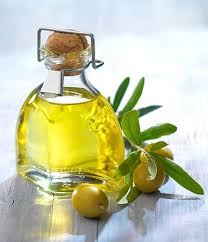 масло в бутылочке