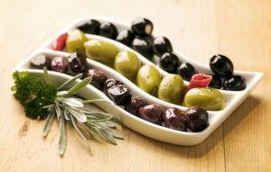 плоды масличного дерева