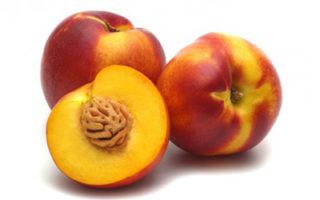 персик голоплодный