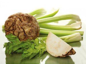 корни овоща