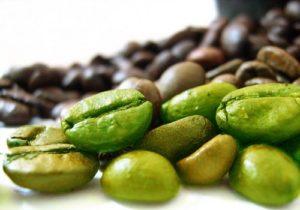 зеленые зерна