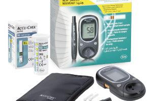 прибор для измерения сахара в крови