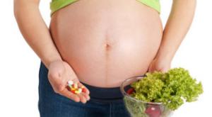 диета женщины в положении