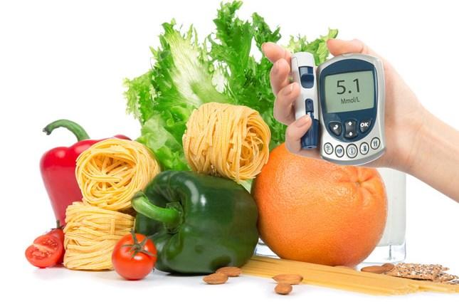 овощи и спагетти