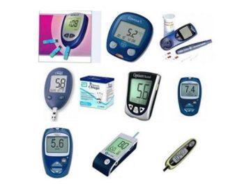 аппараты для измерения глюкозы в крови