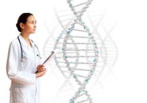 врач-генетик