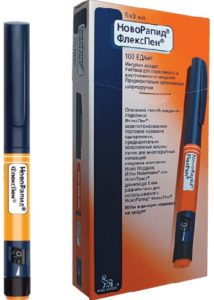 шприц-ручки с гормональным компонентом