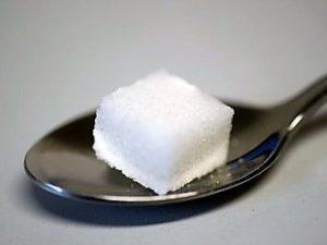 кубик сахара