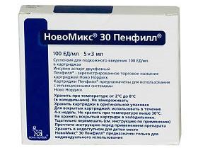 гормональный компонент в упаковке