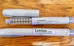 шприц-ручки с инсулином