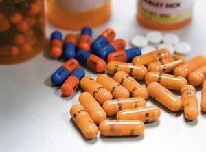 лекарственный препарат в капсулах