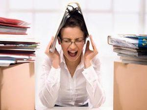 раздражение на работе