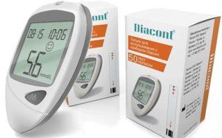 прибор для измерения гликемии