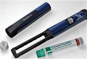 прибор для инсулинозависимых диабетиков