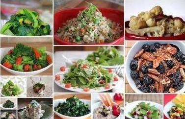 полезные блюда